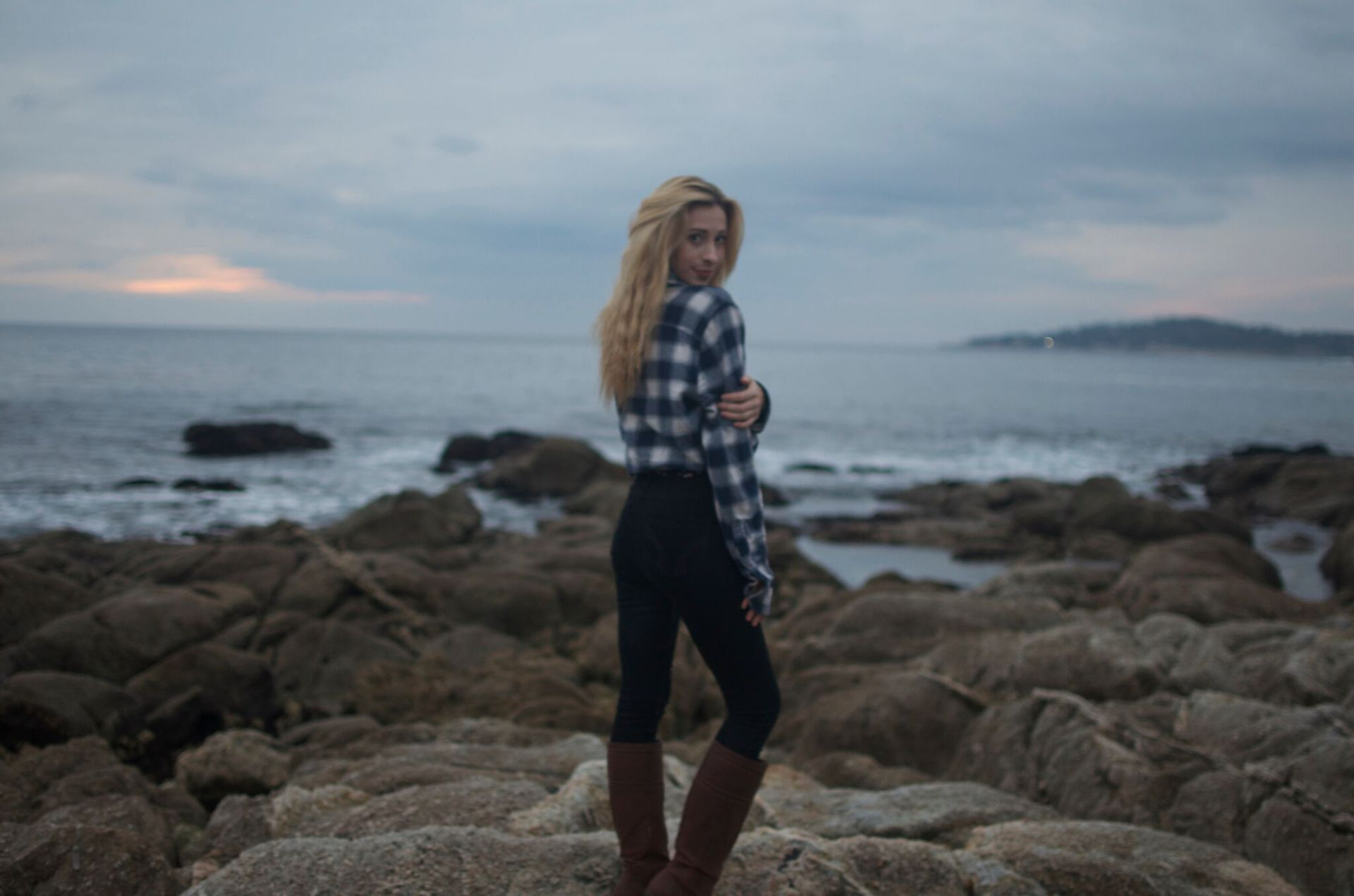 beach, model, hollister, monterey california